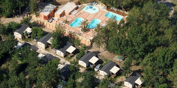 Le camping La Chapelle affiche 600 emplacements