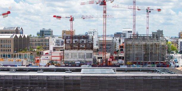 Malgré ses quotas de logements sociaux, Bordeaux est toujours en phase de rattrapage.