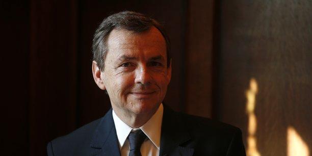 Alain Weill, le PDG d'Altice France.
