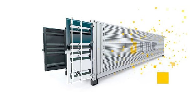 Basée à Amsterdam, Bitfury est surtout connue pour ses matériels de minage de bitcoins et autres crypto-actifs comme le BlockBox, un centre de données mobile réfrigéré.