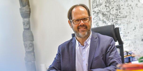 Arnaud Roussel-Prouvost, président de la Fédération des promoteurs immobiliers de Nouvelle-Aquitaine (FPINA).