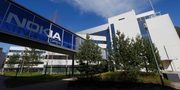 Au troisième trimestre, Nokia a enregistré une perte de 79 millions d'euros.