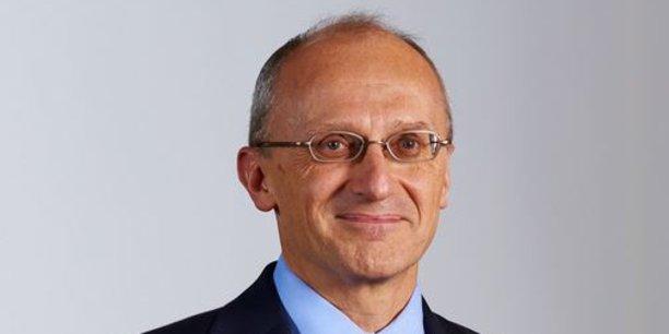 L'économiste italien de 57 ans Andrea Enria remplacera la Française Danièle Nouy à la tête de la supervision des banques des 19 pays de la zone euro.