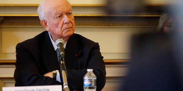 Jean-Claude Gaudin, maire de Marseille, a refusé de démissionner.
