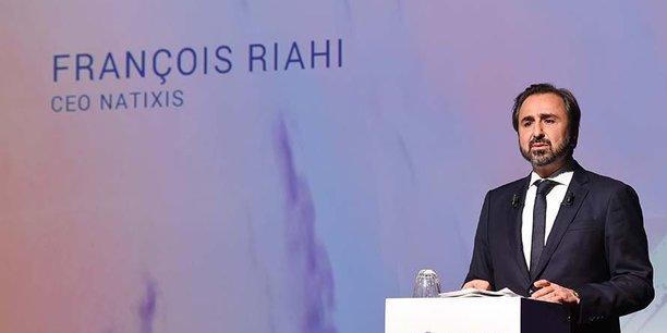 « Pour clarifier les choses, nous n'envisageons pas de lancer une OPA sur Ingenico » a martelé le directeur général de Natixis, François Riahi.
