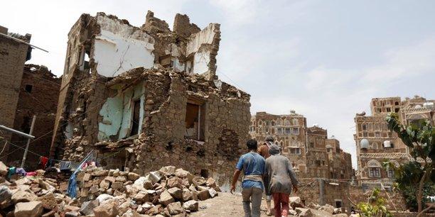 appel de paris de deputes europeens pour le yemen[reuters.com]