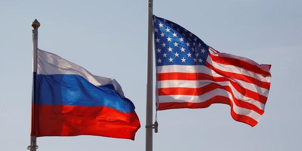 Nouvelles sanctions americaines contre la russie[reuters.com]