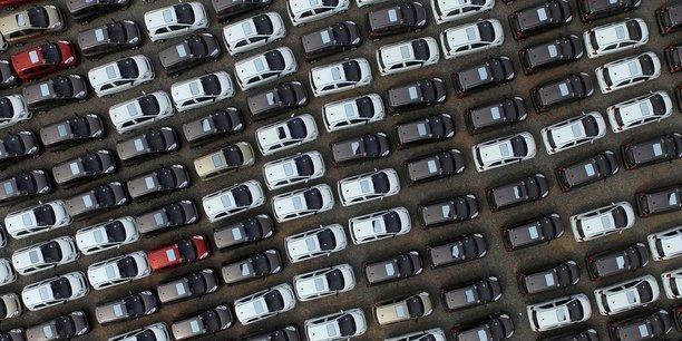 Le marche automobile chinois poursuit son recul en octobre[reuters.com]