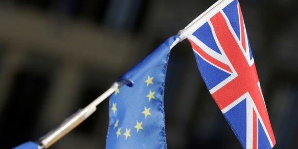 Toujours 25% de risque d'un brexit sans accord[reuters.com]