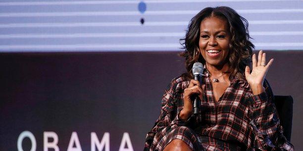 Michelle obama regle ses comptes avec donald trump[reuters.com]