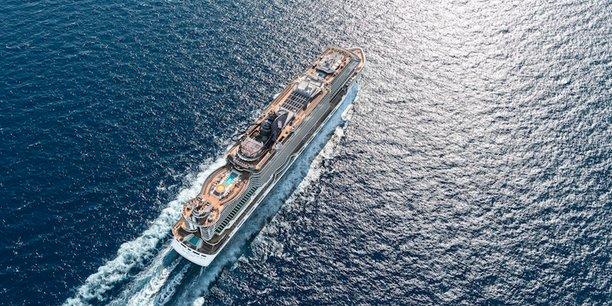 MSC fait partie des compagnies distribuées par Central Cruise