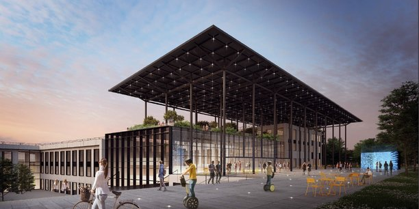 Prospective du futur Campus du numérique (la Canopée)