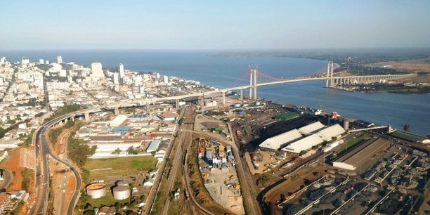0dd35d5e1a91d Mozambique : ouverture à la circulation du plus grand pont suspendu ...