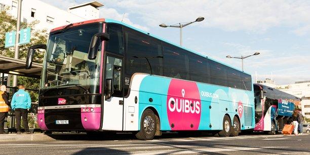 BlaBlaCar s'offre les bus longues distances Ouibus de la SNCF