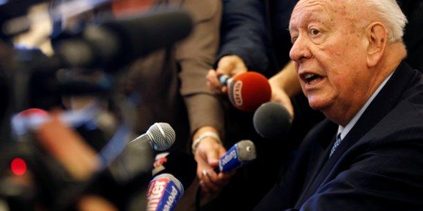 Marseille: gaudin s'est entretenu avec macron et philippe[reuters.com]