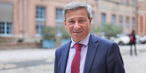 Le nouveau préfet Étienne Guyot est en fonction depuis le début du mois de novembre.