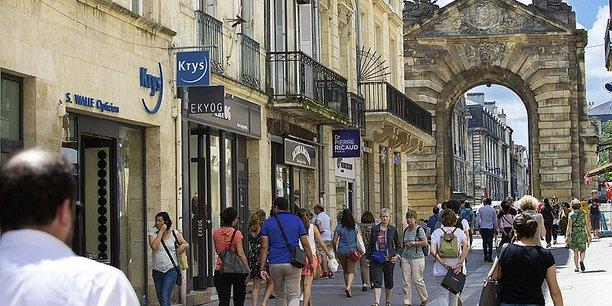 Immobilier tertiaire : un hyper-centre de Bordeaux inaccessible ? (4/14)