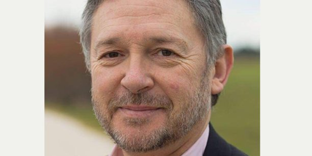 André Sautet, directeur territorial régional LR de GRDF.