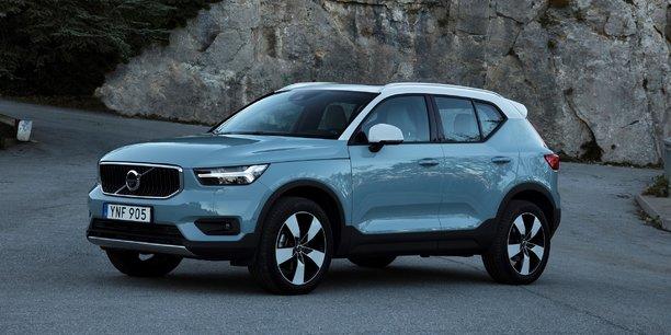 Volvo XC40 : une autre et belle idée du SUV premium