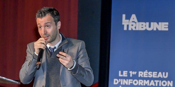 Thomas Houy a battu en brèche dix idées reçues sur la création d'entreprises et l'innovation dans une économie numérique.