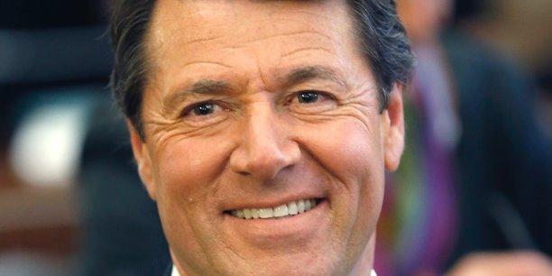 Christian Estrosi, maire de Nice et ancien ministre de l'Industrie.