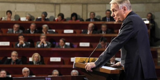 Jean-Marc Ayrault Copyright Reuters