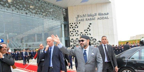 Cette inauguration est intervenu deux jours après celle de la Ligne grande vitesse (Casablanca-Tanger) par le roi Mohammed VI et le président français Emmanuel Macron.
