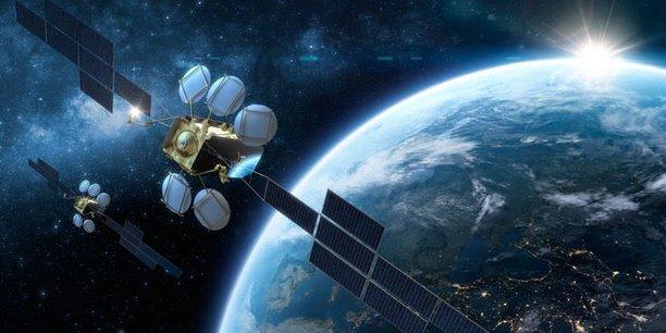 Seulement sept satellites de télécoms ont été commandés jusqu'ici en 2018 sur le marché ouvert