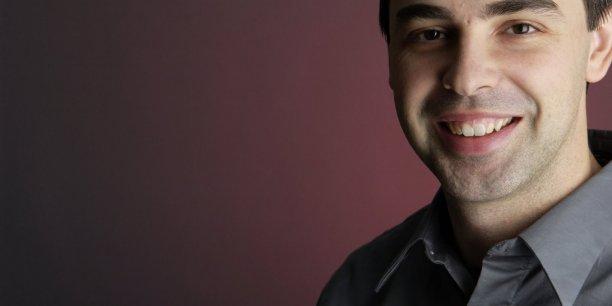 Larry Page a cofondé Google en 1998 avec Serguei Brin. Il est revenu aux commandes en 2011 comme directeur général. DR.