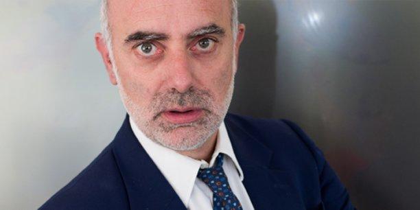 Laurent Gauze, président de l'agence de développement économique Pyrénées Méditerranée Invest à Perpignan.