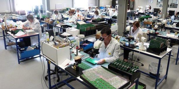 David Heriaud, le président de la PME Selva, a engagé l'entreprise dans une démarche export il y quatre ans. Elle s'est spécialisée dans la conception et la fabrication de cartes électroniques pour les secteurs de l'aéronautique, le médical, l'automobile, la sécurité.