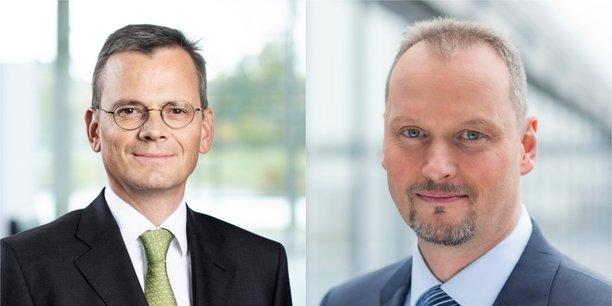 Dominik Asam et Michael Schöllhorn sont nommés respectivement directeur financier et directeur des opérations.