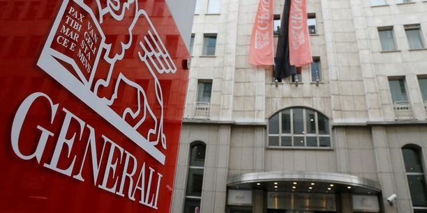 Generali a indiqué tabler sur une croissance de bénéfice par action de 6% à 8% par an en moyenne d'ici 2021.