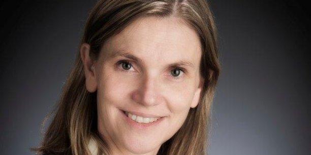 Agnès Pannier-Runacher, Secrétaire d'État auprès du Ministre de l'Economie et des finances.