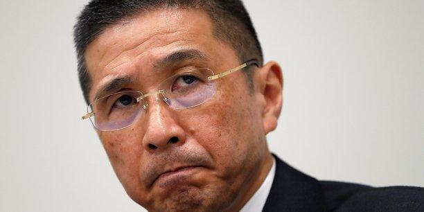 Hiroto Saikawa, le président de Nissan.