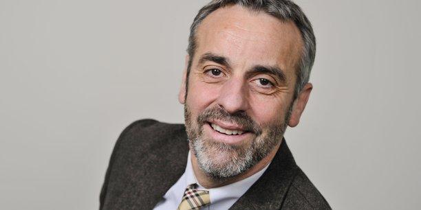 Bruno Boivin, Directeur Régional CIC pour l'ex-LR