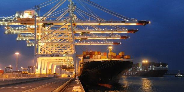Le Havre, 1er port pour le commerce extérieur de France, et Rouen, 1er port céréalier d'exportation d'Europe de l'Ouest.