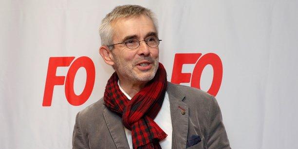 Yves Veyrier est le nouveau numéro un de FO.