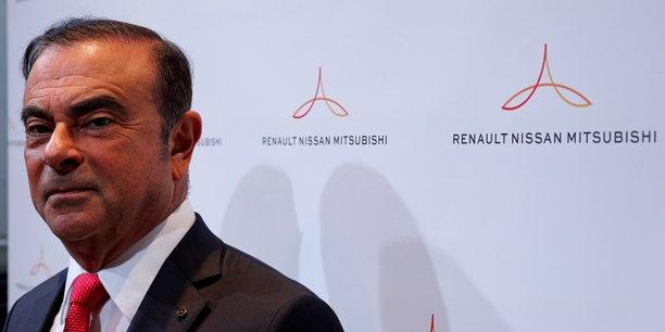 Nissan a officiellement révoqué Carlos Ghosn de son conseil de surveillance.