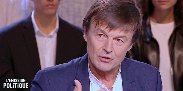 Nicolas Hulot assure que la crise était
