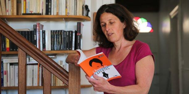 La journaliste Catherine Stern est l'une des initiatrices de l'annuaire des expertes.
