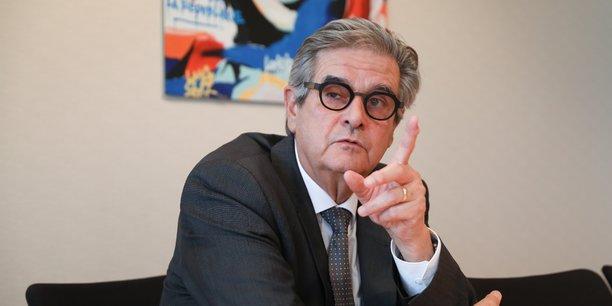 Le président du Département de la Haute-Garonne, Georges Méric, veut coopérer avec Toulouse Métropole.