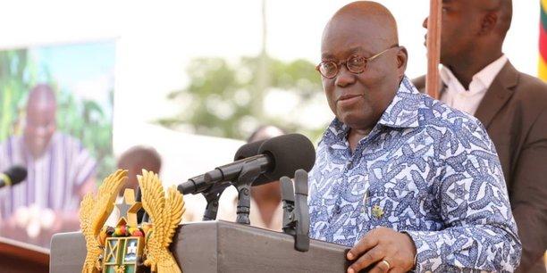 Depuis son arrivée au pouvoir, le président Akuffo-Addo n'a cessé de plaider pour la souveraineté économique de son pays.