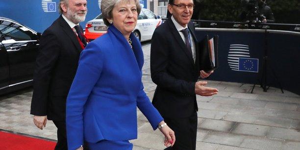 Les 27 ont approuvé le 25 novembre l'accord sur le Brexit