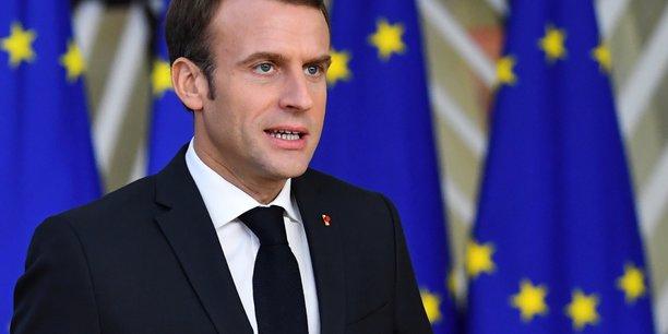 Macron annule la hausse des taxes sur les carburants —
