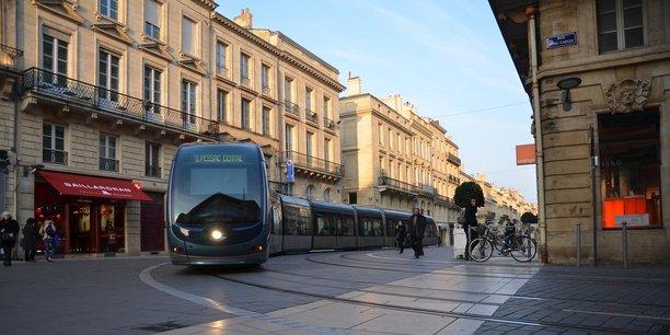 La mobilité automobile et les infrastructures de transport pénalisent l'attractivité du marché de l'emploi bordelais.