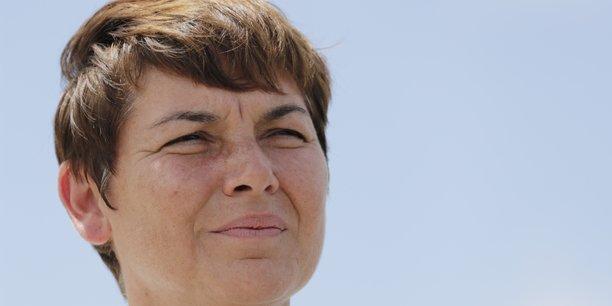La ministre des Outre-mer Annick Girardin est actuellement à La Réunion.