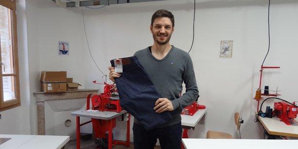 Le fabricant de jeans drômois 1083 ouvre sa première boutique à Paris