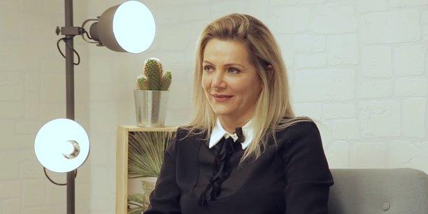 Stéphanie Gateau-Magy, Fondatrice et PDG du cabinet International Strategy SC-ISSC.