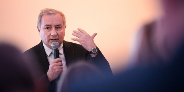 Le président de Toulouse Métropole, Jean-Luc Moudenc, favorable à la fusion Métropole-Département, pourrait bien devoir avancer seul dans ce dossier.